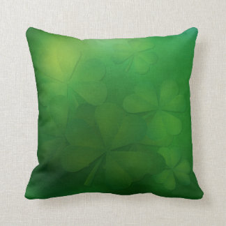 St. Patrick's Day - Clovers Pillow