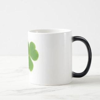 St. Patricks day color change mug