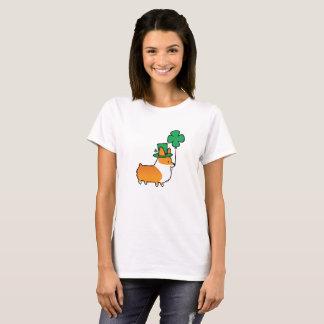 St Patricks Day Corgi Shirt