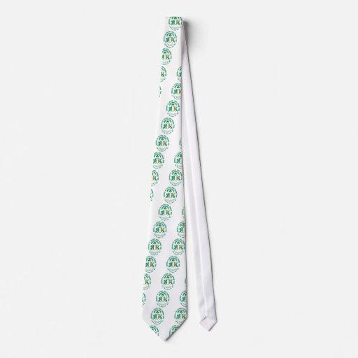 St. Patrick's day crest Custom Ties