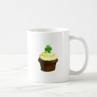 St. Patrick's Day cupcake Coffee Mug