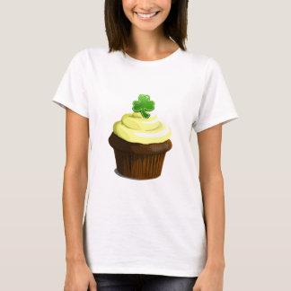 St. Patrick's Day cupcake T-Shirt
