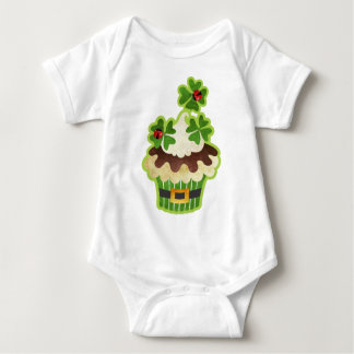 St. Patrick's Day Cupcake T-shirt