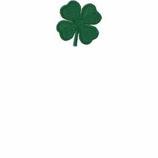 St. Patricks Day Customizable Text Track Jacket