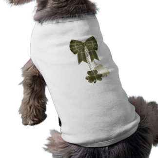 St. Patrick's Day Design Dog Sweater Pet Tshirt