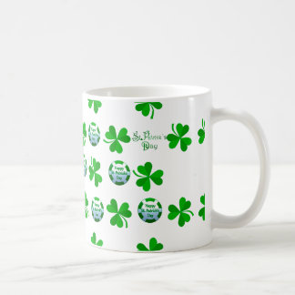 St. Patrick's Day design for Classic-White-Mug Coffee Mug