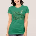 St Patrick's Day Drinking Shirt
