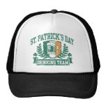St. Patrick's Day Drinking Team Hats