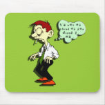 St. PATRICK'S DAY DRUNK Mouse Pad