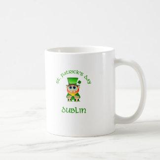 St Patricks Day ~ Dublin Coffee Mug