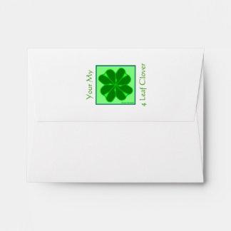 St. Patrick's Day Envelope