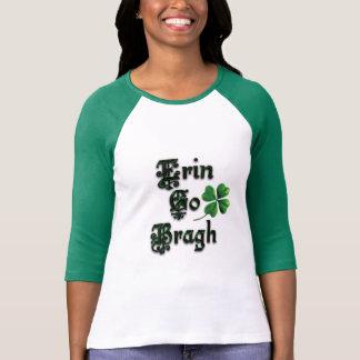 "St. Patrick's Day - ""Erin go Bragh"" - Ladies/Guys T Shirt"