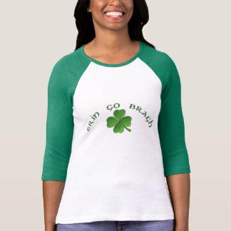 St. Patrick's Day - Erin Go Bragh Shamrock Tee Shirt