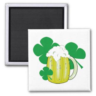 St Patrick's Day Fridge Magnets