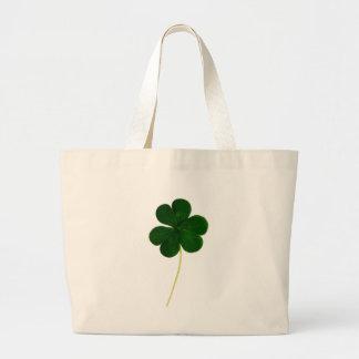 St. Patrick's Day Fun Large Tote Bag