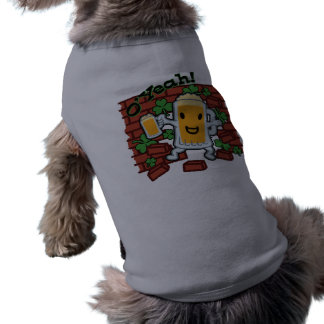 St Patrick's Day Funny Beer Man Shirt