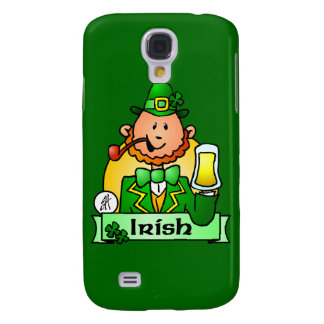 St. Patrick's Day Galaxy S4 Cover