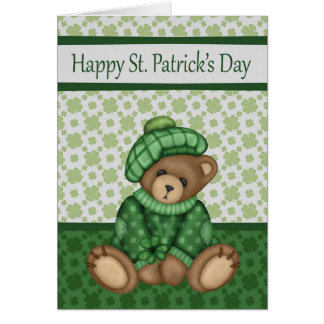 St. Patrick's Day, general greeting cards