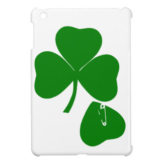 St Patrick's Day - Get Lucky 3 + 1 leaves = 4 iPad Mini Cases