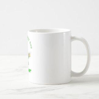 St Patrick's Day  Gladys Coffee Mug
