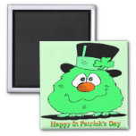 St Patrick's Day Gnome Magnets