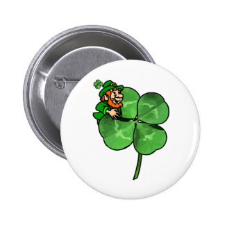 St. Patrick's Day - Go Irish! Pins