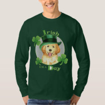 St. Patrick's Day Golden T-Shirt