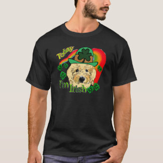 St Patricks Day Goldendoodle T-Shirt