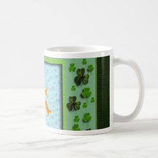 St. Patrick's Day, Goldfish Humor Coffee Mug