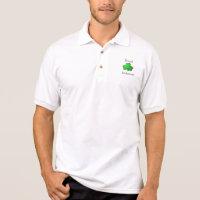 St Patrick's Day Golf Shirt