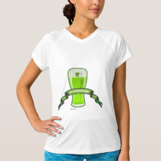 St Patrick's Day Green Beer Bannor T-Shirt