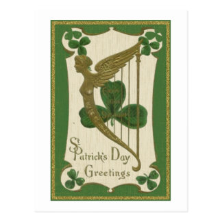 St. Patrick's Day Greeting (2) Post Cards