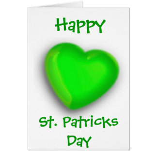 St Patrick's Day Greeting Cards