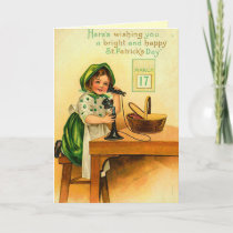 St. Patrick's Day Greeting Cards