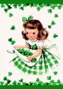 St patricks day cards zazzle st patricks day greetings customizable card m4hsunfo