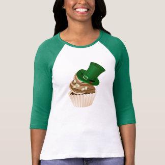 St Patricks Day Hat Cupcake T-Shirt