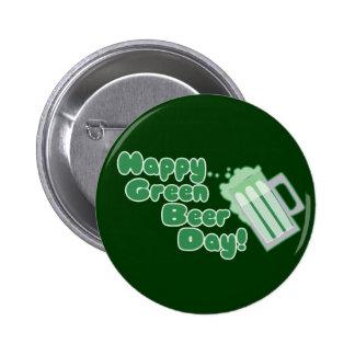 St Patricks Day Humor 2 Inch Round Button