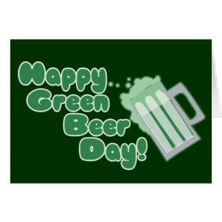 St Patricks Day Humor Greeting Card
