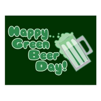 St Patricks Day Humor Postcard