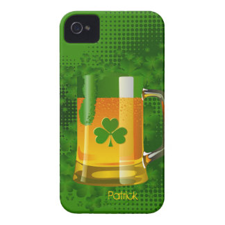 St.Patrick's Day iPhone 4 Case-Mate Case