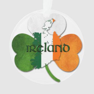 St. Patrick's Day - Ireland/Map