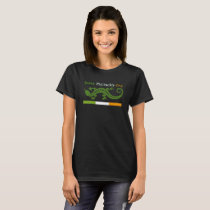 St. Patricks Day, Irish Dragon Salamander Celtic T-Shirt
