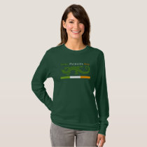 St. Patricks Day, Irish Dragon Salamander Celtic T-Shirt