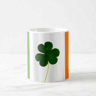 St. Patrick's Day Irish Flag Shamrock Ireland Mug