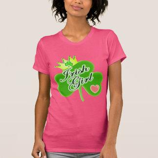 St Patrick's Day Irish Girl Tees