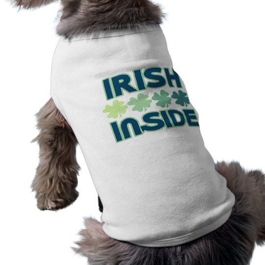 St. Patricks Day Irish Inside Shirt