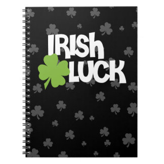 St. Patrick's Day Irish Luck Journals