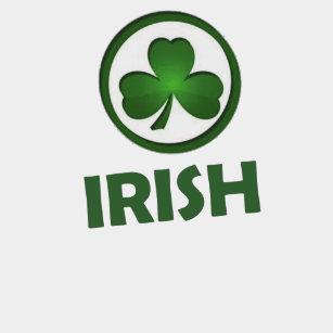ca7d8fc59 St. Patrick's Day. Irish Shamrock Green T-Shirt