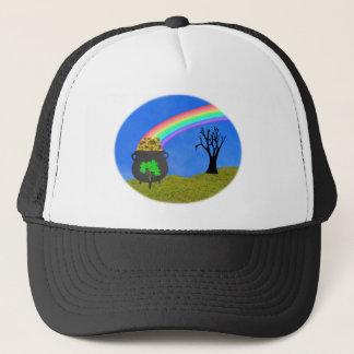 St. Patrick's Day, Irish Theme T-Shirts Trucker Hat