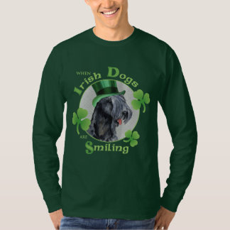 St. Patrick's Day Kerry Blue Terrier Shirt